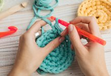 benefits of crocheting