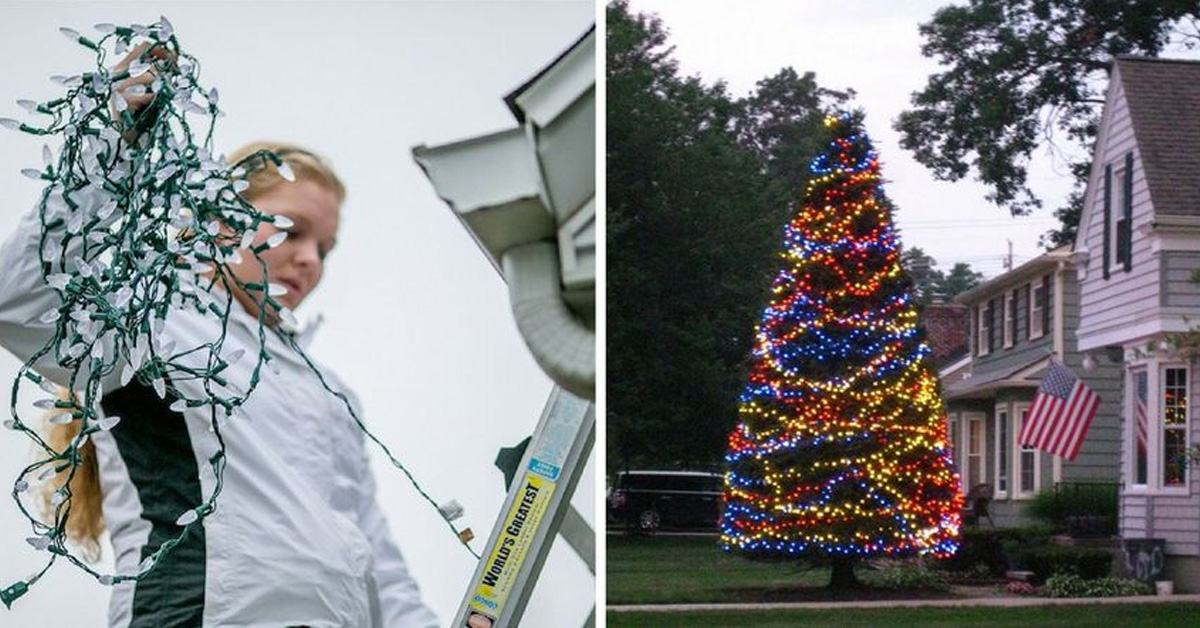 people who put up christmas decorations early are happier and healthier