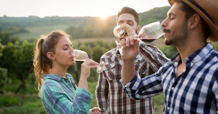 drink wine longer life