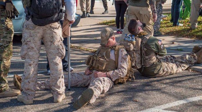 military trick fall asleep