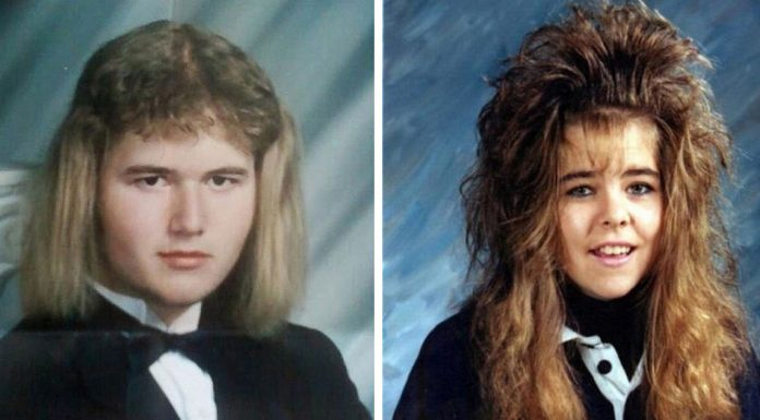 15 hairstyles from the 80s