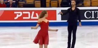 Gabriella Papadkis and Guillaume Cizeron
