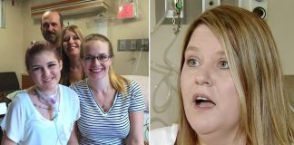 dying woman twisted lies