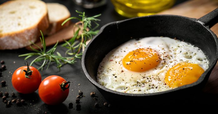eggs cause early death heart disease