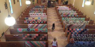 grandma quilts funeral