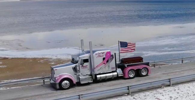 trucker one last ride