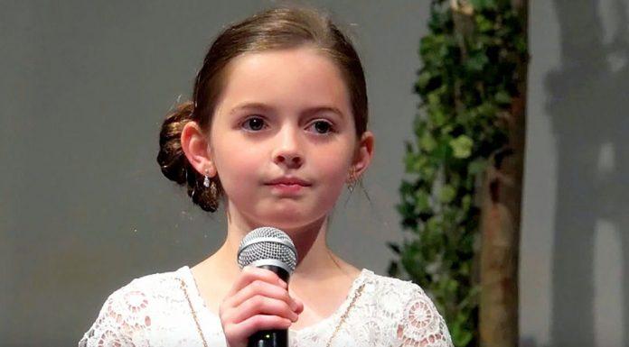 Lena Preslar Hallelujah