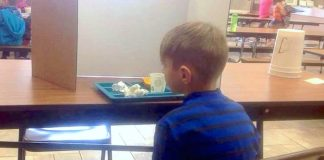 6-year-old son publicly shamed