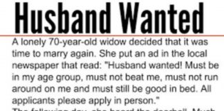 70-year-old looking for love