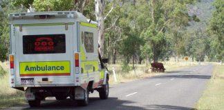 ambulance staffs grant womans dying wish