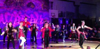 students teacher dance hip hop